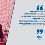 Patriot Senior Spotlight: Emily Ford