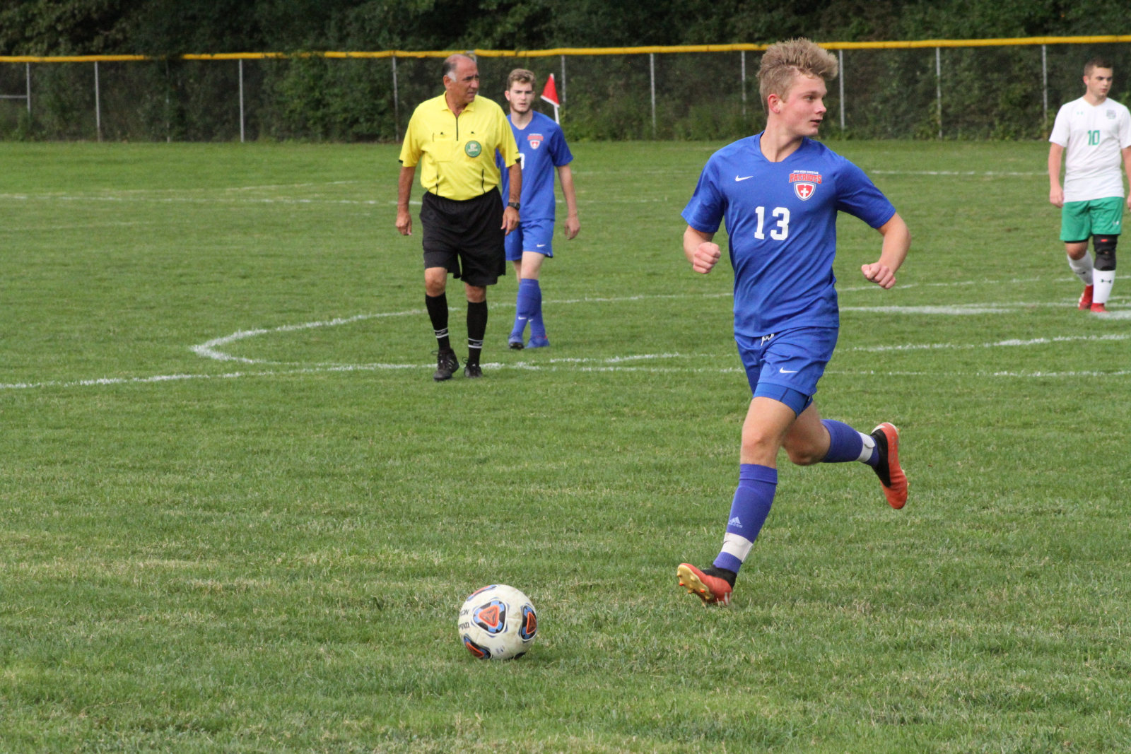 Boys Soccer Top of the Crop for Sept. 15