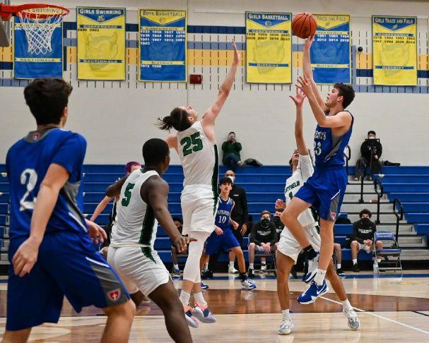 Boys basketball: Gavin Dobbins scores a school-record 51 points and hits the game-winner to lead Open Door past Mayfield