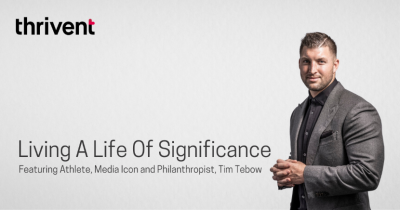 Join Us for Exclusive Online Event with Tim Tebow!