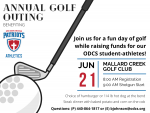 Golf Outing Registration Opens Up!
