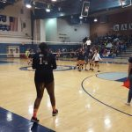 Girls Volleyball falls to Jurupa Valley on Senior Day