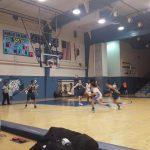 Girls Basketball Defeats Rim of the World 46-35