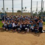Ramona Softball and Baseball Hold Clinic for Pachapa Little League