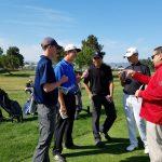 Ramona Boys Golfers participate in CIF