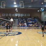 Volleyball defeats Citrus Hill in three