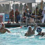Boys Water Polo defeats Fontana 15-11