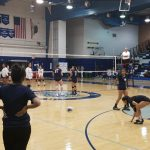Volleyball Defeats Hillcrest in three