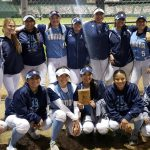 Girls Softball finishes 3rd in the Jurupa Valley Tournament
