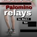 Palomino Relays at Ramona HS- March 2