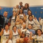 Girls Basketball defeats Mary Star of San Pedro 40-31
