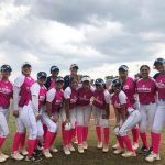Ramona defeats Jurupa Valley 6-1 in Strikeout Cancer game
