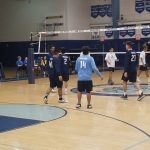 Boys Volleyball defeats Moreno Valley 3-2