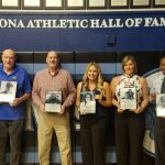 Congrats to our New HALL OF FAMERS!