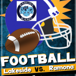 Lakeside at Ramona,  Friday, August 30, 7pm
