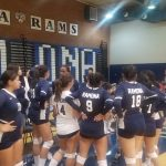 Lady Rams defeat Arroyo Valley in Volleyball