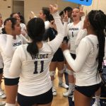 Volleyball defeats La Sierra