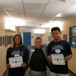 Ramona Athletes of the Week:  Amari Guiton and Donia Romain