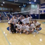 Girls Volleyball defeats Hillcrest in 5 games