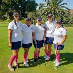Girls Golf wins over Norte Vista- 10-0 in league play