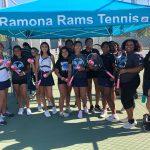 Girls Tennis defeats La Sierra