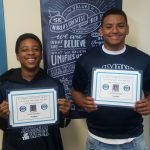 Kevin Sanders and Alton Durden- Athletes of the Week