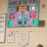 Ramona Boys Basketball loses to Vista Del Lago