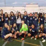 Girls Soccer sweeps Norte Vista