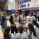Ramona Girls Basketball loses in OT to NoVi