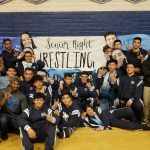 Wrestling defeats La Sierra 60-15 on Senior Night