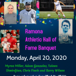 Ramona Athletic Hall of Fame Class of 2020