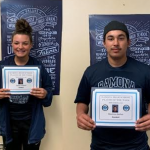 Athletes of the Week: Kaitlyn Gifford and Max Berber