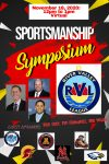 Virtual Sportsmanship Symposium of the River Valley League- Nov. 18