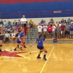 Volleyball Falls to Western Boone