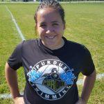 Soccer Senior Kamryn Dehn