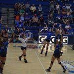 Volleyball Sweeps Clinton Prairie