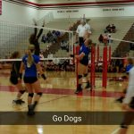 Volleyball Goes 1-2 at Twin Lakes