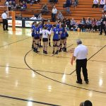 Hot Dog Volleyball Pulls Out Tough First Round Sectional Match vs Greencastle