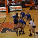 Volleyball Finishes Season