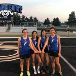 HD T&F girls Noblesville Invite