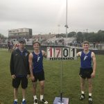 HD Boys T&F Results (Pole Vault Meet Record Set)