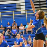 Volleyball Wins Conference Home Opener