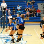 Volleyball Starts Strong Against CC