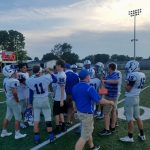 JV Football Falls Short