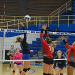Volleyball Falls to West Lafayette in 4