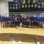 Volleyball Sweeps Lebanon