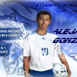 Male Student-Athlete of The Month