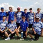 Boys Tennis Wins Hot Dog Invite