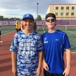Boys Tennis Regional Doubles Results