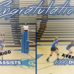 Volleyball Takes Down Athenians